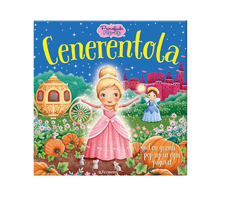 LIBRO PRIME FIABE POP-UP CENERENTOLA