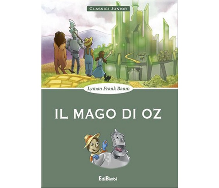 CLASSICI JUNIOR IL MAGO DI OZ