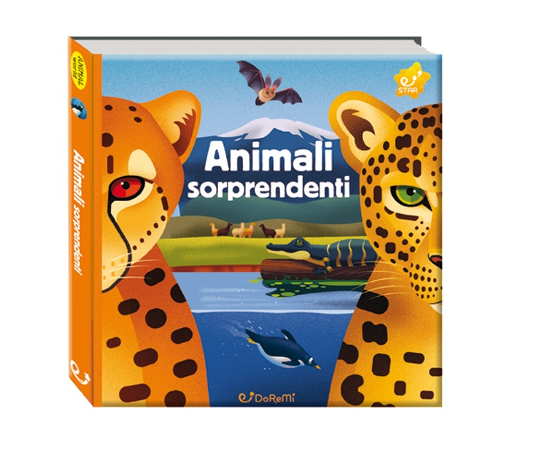 ANIML WORLD ANIMALI SORPRENDENTI