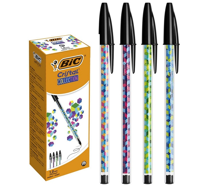SFERA PENNA BIC COLLECTION NERA
