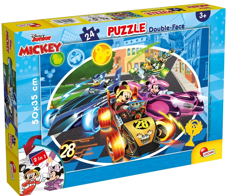 LISCIANI PUZZLE DF PLUS 24 MICKEY