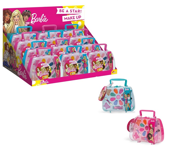 LISCIANI BARBIE HAIR COLOR BEAUTY KIT IN DISPLAY