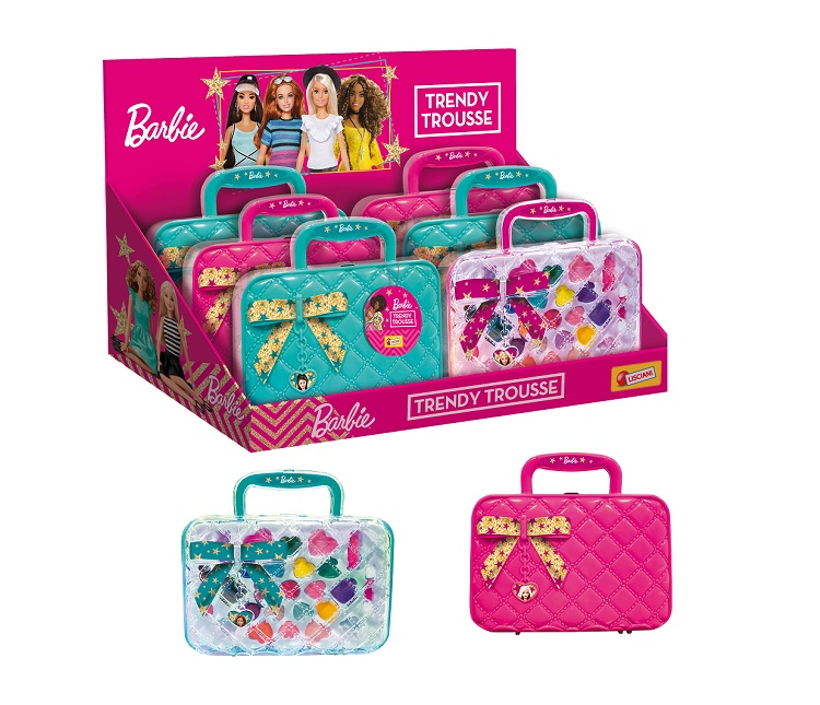LISCIANI BARBIE MY TRENDY TROUSSE