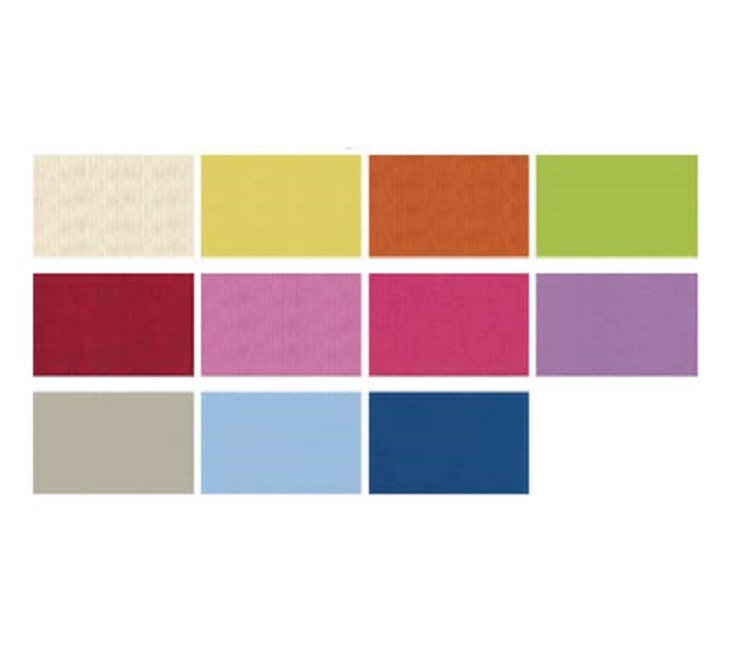 CARTA REGALO REX ECOCOLOR COLORI ASSORTITI