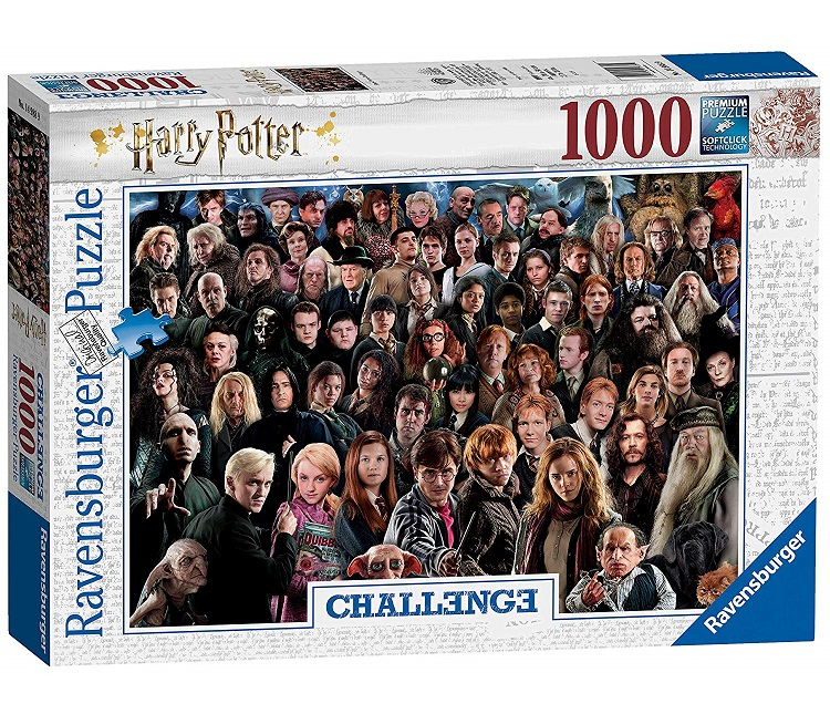 RAVENSBURGER HARRY POTTER 1000 PZ