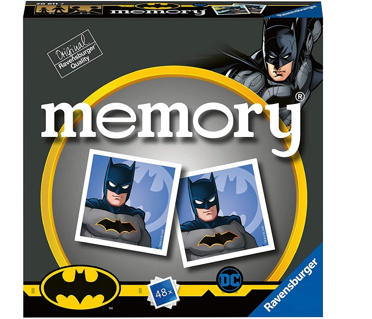 RAVENSBURGER MINI MEMORY BATMAN